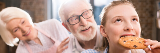 Les grands-parents nuiraient-ils à la santé de leurs petits-enfants?