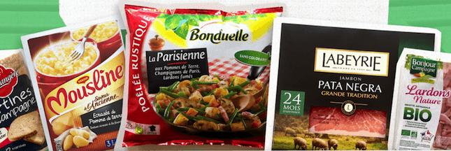 """Des additifs retrouvés dans des plats préparés """"traditionnels"""""""