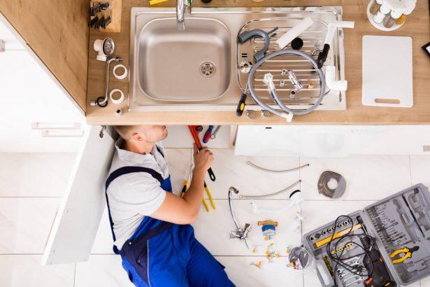dépannage à domicile, plombier