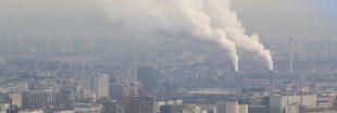Une nouvelle carte permet de connaître la qualité de l'air en Europe