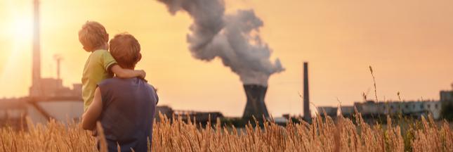 pollution de l'air, infertilité, spermatozoides