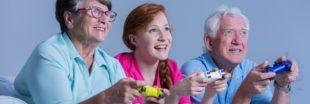 Les jeux vidéosamélioreraient la santé mentale des seniors