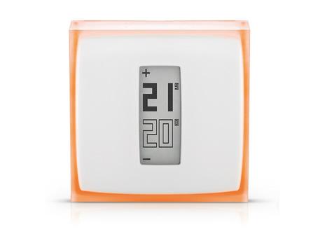 Netatmo Thermostat Connecté Pour Chauffage Individuel