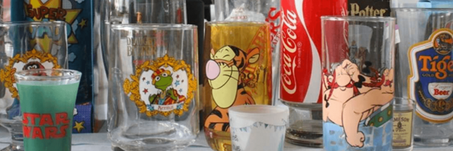 Ces substances toxiques qui se trouvent sur les verres