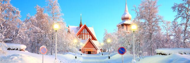 Kiruna, la ville suédoise qui déménage avant d'être engloutie