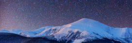 Que voir dans le ciel nocturne en décembre?