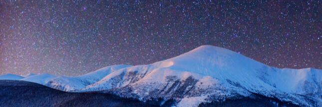Que voir dans le ciel nocturne en décembre ?