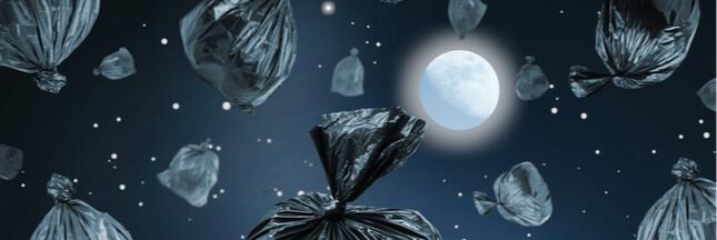 Bientôt un mini-satellite nommé 'RemoveDebris' pour ramasser les déchets de l'espace