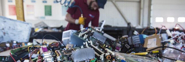 L'équivalent de 4.500 Tours Eiffel  de déchets électroniques générés dans le monde en 2016