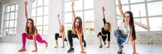 Les bénéfices de faire de l'exercice... même un tout petit peu !