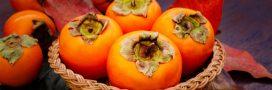 Le kaki, un fruit qui nous donne de l'énergie