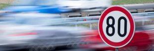 Sécurité routière : des arguments en faveur de la limitation de vitesse à 80 km/h