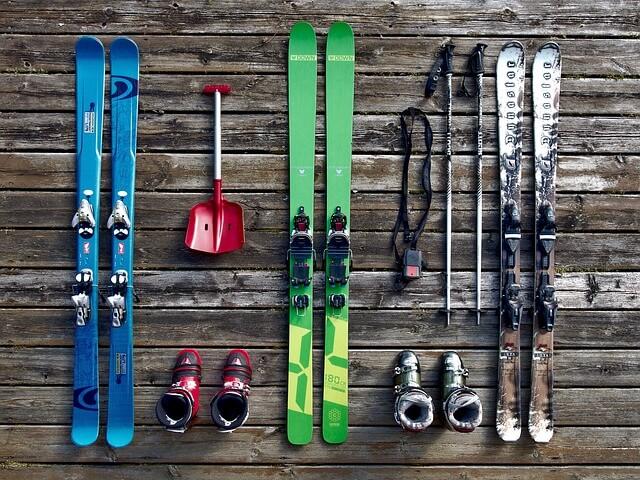 louer des skis, qui loue tout, location objet