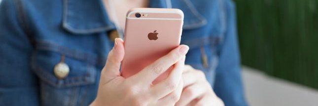 Apple bride ses iPhones avec des batteries vieillissantes