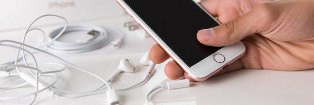 Une association porte plainte contre Apple pour obsolescence programmée