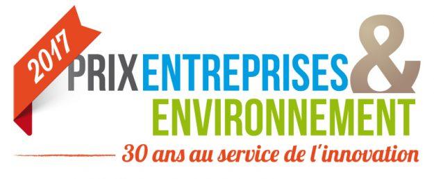 Prix entreprises et environnement 2017