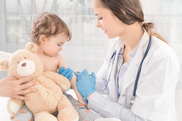 1er janvier, vaccination