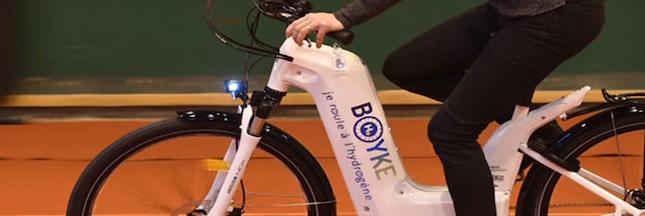 Vélos à hydrogène : découvrez les villes pionnières