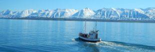 La fonte des glaces responsable de l'affaissement des fonds marins