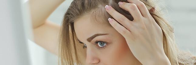Chute de cheveux : ne vous prenez plus la tête !