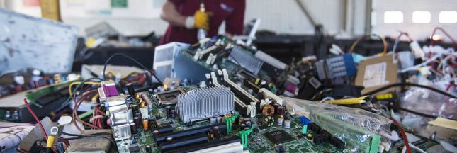 Recycler son vieil ordinateur contre des bijoux en or