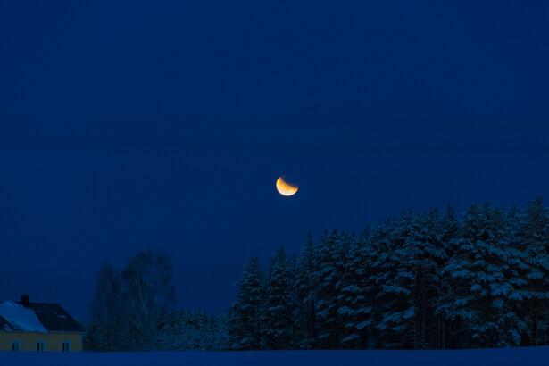 que voir dans le ciel en janvier