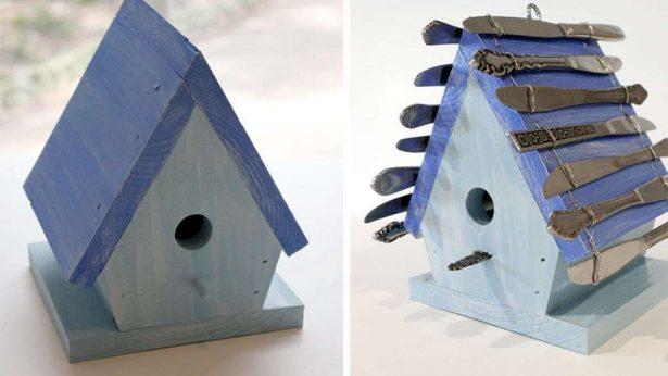 abris oiseaux DIY