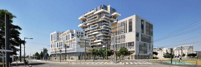 Eco-construction :  du bois... dont on fait des tours à Bordeaux !