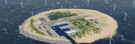 Une ferme solaire géante bientôt en mer du Nord?