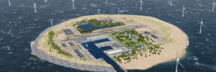 Une ferme solaire géante bientôt en mer du Nord ?