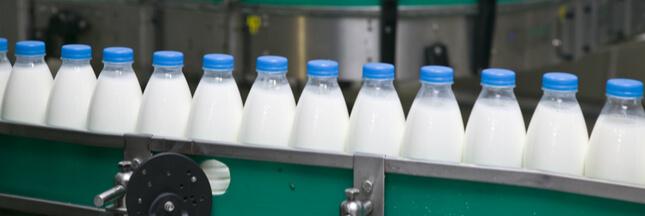 Focus sur les géants de l'industrie laitière française