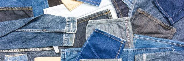 Rapportez vos jeans usagés chez Auchan et repartez avec un bon d'achat de 5 euros