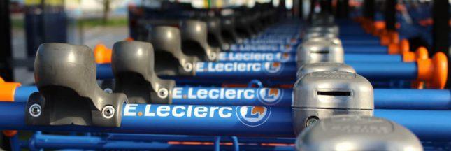 Laits infantiles contaminés : des centaines de produits Lactalis vendus chez Leclerc malgré le rappel