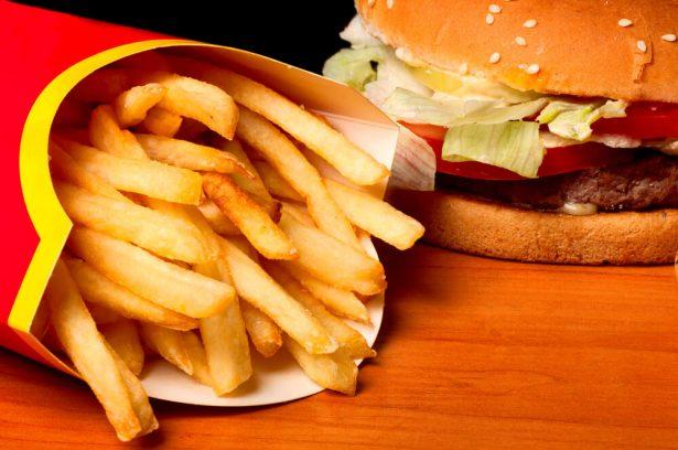 malbouffe, burger, restauration rapide