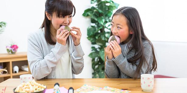 mochi sakuramochi dessert japonais