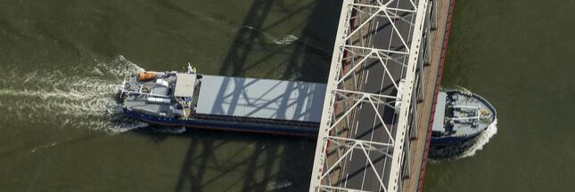 Une barge porte-conteneurs toute électrique bientôt opérationnelle
