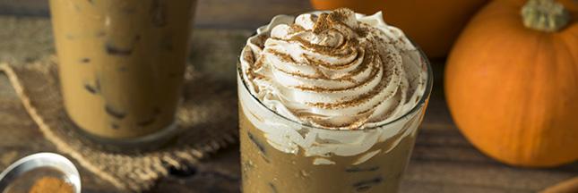 Recette du 'Pumpkin spice latte' mieux qu'au Starbucks