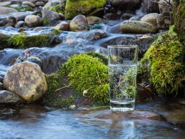 raw water