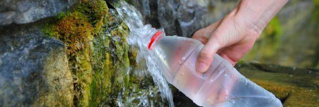 La 'raw water', l'eau non filtrée qui cartonne aux États-Unis