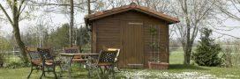 Abris de jardin: la taxe d'aménagement a augmenté