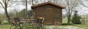 Abris de jardin : la taxe d'aménagement a augmenté