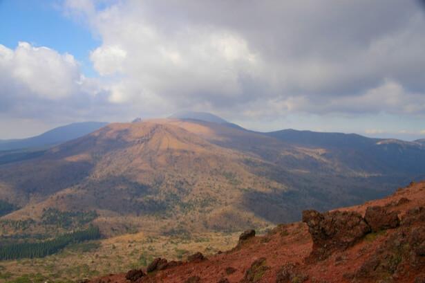 Monts Kirishima volcans dangereux 2018