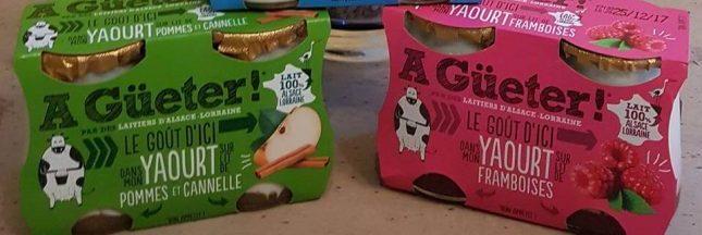Face à la crise du lait, des producteurs créent leur propre marque de yaourt