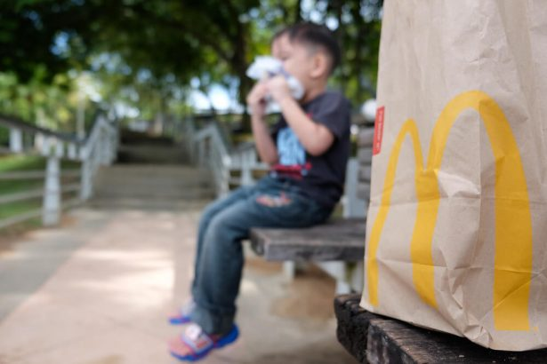 McDonald's va retirer le cheeseburger du Happy Meal — USA