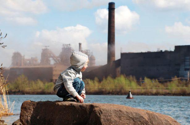 usine, pollution, bouches du Rhône, tarascon