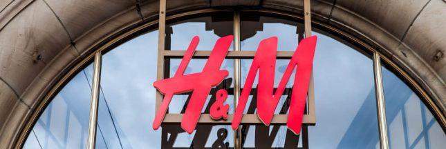 H&M: une nouvelle collection à partir de filets de pêche recyclés