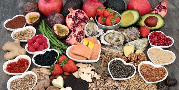 aliments aphrodisiaques