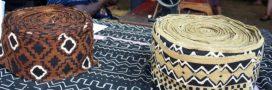 Découvrez le bogolan, un tissu traditionnel africain 'fait avec la terre'