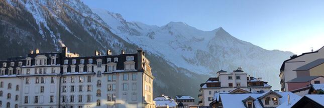 chamonix mont-blanc flocon vert station de ski écoresponsable