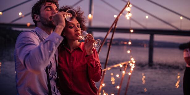 champagne bio Saint-Valentin